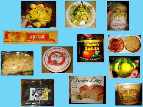 Gallery of Food 8.29.09