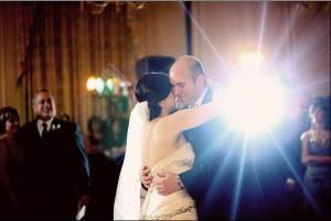 First Dance With Lighting